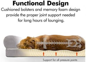 theraputic dog beds