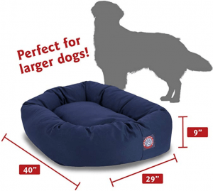 dimentions for dog bed
